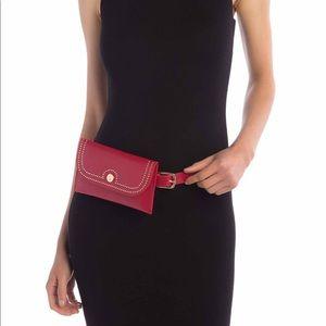 PINK HALEY Sienna Studded Belt Bag NWT!